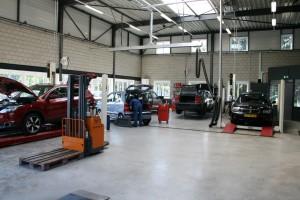 Autobedrijf Groot Werkplaats