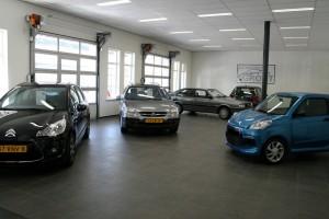 Autobedrijf Groot Showroom